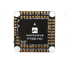 "MATEKSYS F722-HD Flight Controller OSD 3-8S MPU6000 30.5x30.5MM For 5"" RC FPV Racing Drones"