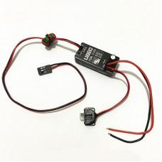 Hobbywing UBEC 10A 2-6S Waterproof RC UBEC Voltage Regulator Module 6/7.4/8.4V For RC Car Parts