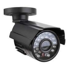 2PCS 2401 HD 1080P CCTV Camera Security Camera Waterproof Aluminum Alloy Shell For Outdoor Uses