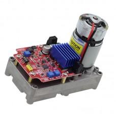 ASMG-MT 500KG High Torque Servo Magnetic Encoder 360-Degree High Torque Steering Servo For Robots