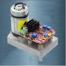 ASME-MTA 260KG High Torque Servo Non-Contact Magnetic Encoding 32768 Resolution 32-Bit MCU