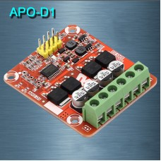 APO-D1 10Ax2 Motor Speed Controller Dual Channel 5V To 24V For RC DC Brushed Motor Speed Control ESC