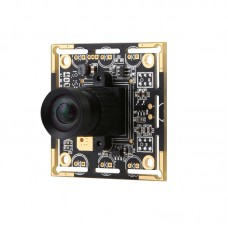 8MP USB Camera Module 65-Degree Fixed Focus Lens 4.5MM IMX179 For Camera Scanner Industrial Camera