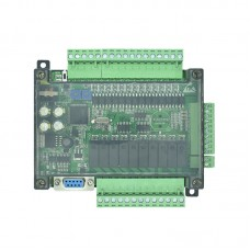 FX3U-24MR w/ Shell PLC Control Board High-Speed With Analog Quantity STM32 Programmable Controller
