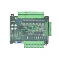 FX3U-24MT w/ Shell PLC Control Board High-Speed With Analog Quantity STM32 Programmable Controller
