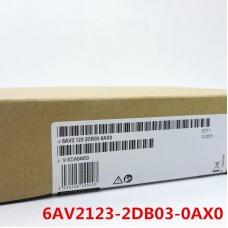 "6AV2123-2DB03-0AX0 For SIEMENS SIMATIC HMI Touch Screen Display Original Industrial HMI Panel 4"" TFT"