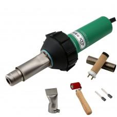 HLT-D16 1600W Hot Air Plastic Welder Kit w/ 40MM Pressure Roller For PVC Vinyl Floor Coiled Material