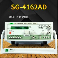 SG-4162AD Digital RF Signal Generator 150MHz RF Signal Source Frequency Meter Frequency Counter