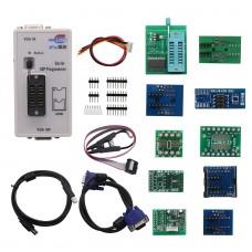 RT809F USB BIOS Programmer & 11 Adapters & SOP8 Clip & 1.8V /TSSOP8 SOCKET ICSP 24 25 93