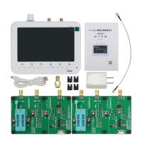 Crystal Oscillator Tester High & Low Frequency + FC-4000 Frequency Meter 50Hz-4GHz