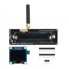 LILYGO TTGO T-Beam V1.1 ESP32 Wifi Bluetooth Module 433MHZ OLED GPS NEO-6M SMA 18650 Battery Holder