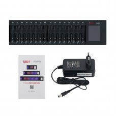 ISDT N16 16 Slots AA AAA Battery Charger DC Smart Battery Charger For Battery of Li-lon LiHv Ni-MH Ni-Cd LiFePO4