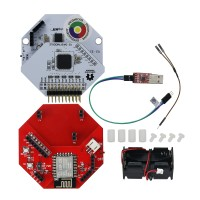 16 Channel Wifi Version OpenBCI V3 Compatible Open Source Arduino EEG Brain Electrical Module