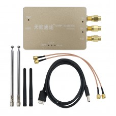 USRP B205mini-i SDR Software Defined Radio 70MHz-6GHz Supports Full Duplex Communication For Radios
