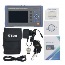 TM291D Standard Optical Time Domain Reflectometer OTDR Dual Wavelength 1310/1550NM Touch Screen