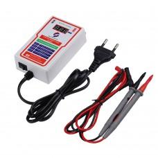 0-300V Output LED Tester LED TV Backlight Testers Multi-Function LED Strip Bead Test Tool Detector Repairing Tools-EU Plug