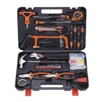 82PCS Home Tool Set Home Tool Kit Electrician Craftsman Hand Tool Sets Woodworking Repair