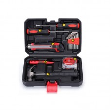 XM-503-1 15PCS Home Repair Tool Set Home Tool Kit Electrician Craftsman Hand Tool Sets With Box