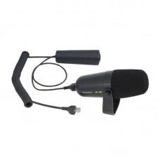 YAESU M-90MSRadio Mic Kit Dynamic Microphone For YAESU Shortwave Radio Stations FTDX10 FT-817ND