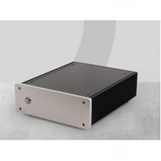 8 Bit Gigabit HIFI Audio Ethernet Switch Full Linear DC Power Supply SC Cut OCXO Constant Temperature Crystal Oscillator Upgrade