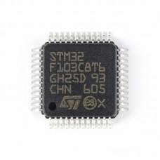 10PCS Original STM32F103C8T6 LQFP-48 32Bit Microcontroller Units MCU IC For ARM Cortex-M3
