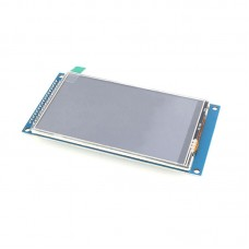 3.97-Inch LCD Module 800X480 IPS Display Touch Display NT35510 Supports 16BIT RGB 65K Color Display