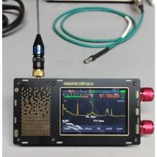 "Registered 1.10c 3.5"" 50KHz-2GHz Malachite DSP SDR Radio Receiver Malahit SDR Supports One Antenna"