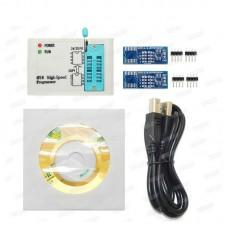 EZP2019 High Speed USB Programmer w/ 2 Programmer Socket Adapters Fits 24 25 93 EEPROM 25 Flash Chip