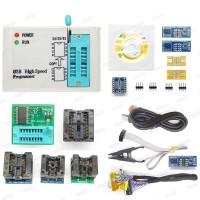 EZP2019 High Speed USB Programmer w/ 12 Programmer Socket Adapters Fits 24 25 93 EEPROM 25 Flash