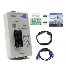 RT809F Standard Serial ISP Programmer USB Programmer Smart Read-Write Program LCD Programmer