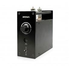 BRZHIFI T1 Mini MM/MC LP Phono Preamplifier 130MW Headphone Amp Tube Preamplifier Hifi Sound Effect