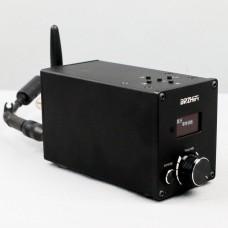 BRZHIFI C50 Bluetooth 5.0 Amplifier MA12070 Hifi Player Small Power Amp 80W*2 Fits U Disk/TF Card