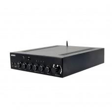 BRZHIFI BA3 1000W Hifi Power Amplifier Bluetooth 5.0 Amplifier 2.1 Channel Subwoofer Amplifier