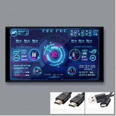 "DAQ-01 7"" 1920x1200 AIDA64 Display AIDA64 Screen Monitor PC Hardware Temperature Monitoring DIY"