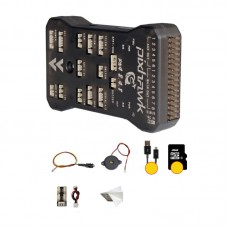 M8N GPS + Flight Controller Simple Version For Pixhawk 2.4.8 + Ammeter + Damping Plate + GPS Bracket