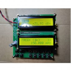 GL1500 RF Power Meter Measuring Range 35MHz-1500MHz RF Signal Power Meter With PPT Buttons