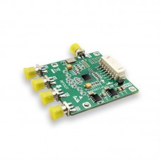 MAX2871-PLL Signal Generator 6GHz RF Signal Source Phase-Locked Loop Module High Flatness Power