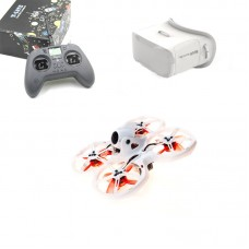 EMAX Tinyhawk II Indoor FPV Drone BNF Racing Drone Starter Kit With Remote Controller Goggles