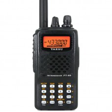 YAESU FT-60R Dual Band FM Transceiver Two Way Radio Handheld Transceiver 5W 10KM For Road Trips