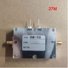 10M-1CH Frequency Converter Frequency Conversion Module IN 10M OUT 27M For Audio Communication