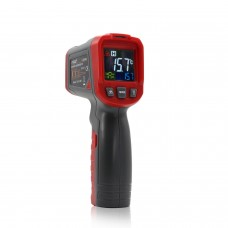UYIGAO UA6830A Non-Contact Infrared Thermometer IR Laser Thermometer Gun 380℃/716℉ Color LCD Display