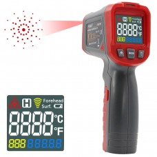 UYIGAO UA6830B Industrial Infrared Thermometer Gun High-Precision Laser Thermometer 550℃/1022℉