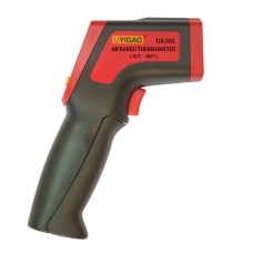 UYIGAO UA360 Non-Contact Infrared Thermometer Gun Laser Thermometer 360℃/680℉ For Industrial Objects