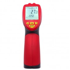 UYIGAO UA2200 Non-Contact Infrared Thermometer Laser Thermometer High-Precision IR Thermometer 2200℃