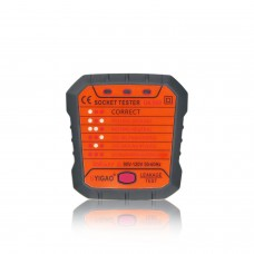 UYIGAO UA999 Electric Socket Tester Outlet Tester US Plug 90-120V 50-60Hz For Leakage Test