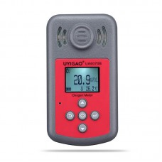 UYIGAO UA6070B Oxygen Meter O2 Oxygen Detector Precise Oxygen Concentration Detection 0-25%vol