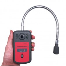 """UYIGAO UA9800A Combustible Gas Detector Portable Combustible Gas Meter With 11.8"""" Flexible Probe"""