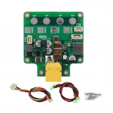 CUAV CPDB Pro High-Voltage Drone Power Distribution Board 10-60V For Multirotor Drones X5 Series