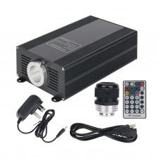 45W Ordinary LED Fiber Light Optic Fiber Light Theater Family KTV Light Source Engine Ambient Light