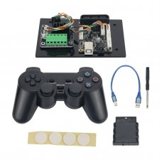 For Arduino Controller + For PS2 Controller + L298N Motor Driver Board For RC Smart Robot Tank Car